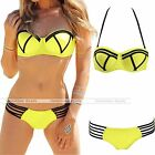 Woman Bandage Swimsuit Push-up Bikini Suit Padded Bathing Suit Swimwear M/L/XL