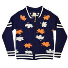 Boys Cardigan Zip Up Long Sleeves Kids Jumper Cotton Fashion Sweaters 3-7 Years