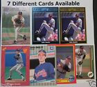 JOHN SMOLTZ _ 7 Different Cards _ Choose 1 or More _10 Mail FREE in USA