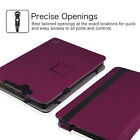 "For RCA 11 Maven Pro / Cambio W1162 11.6"" Detachable Tablet Leather Case Cover"