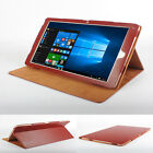 """US Stock CHUWI Hi12 12"""" inch Case Cover Leather Book Flip for Tablet PC W/Stand"""