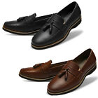 Mooda Mens Leather Loafer Shoes Classic Formal Lace up Dress Shoes Tov UK