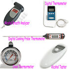 Home DIY Meter Pocket Digital Alcohol Tester Oven Thermormeter Food Thermometer