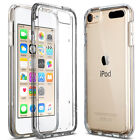 Crystal [CLEAR SLIM] Shockproof Bumper Hard Case Cover for iPod Touch 5/6th Gen