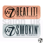 Occasion, W7 EYE SHADOW COLOUR PALETTE CHOOSE BEAT IT!  / SMOKIN OFFICIAL W7 U.K STOCKIST d'occasion  Royaume-Uni