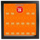 Lego Minifigures Display Case Picture Frame for Series 15 mini figures