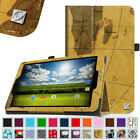 Sprint Slate 10 Inch (AQT100) 4G LTE Tablet (2015 Released) Leather Case Cover