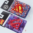Super Hero Comics Superman PU Synthetic Leather Short Purse Wallet