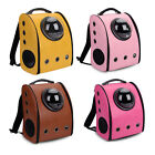 Fashion Small Pet Carrier Purse Backpack Dog Cat Travel Astronaut Capsule Bag