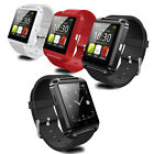 Bluetooth Smart Phone Mate Wrist Watch For Android IOS Samsung HTC SONY SN