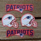 Iron On Sew On Transfer Applique New England Patriots Handmade Cotton Patches $4.99 USD on eBay