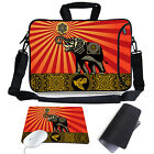 "Elephant Shoulder Sleeve Case Bag For 12.5-15.4"" Acer Dell HP Laptop Ultrabook"