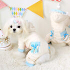 Poodle Pet Dog Clothes Hoodie Winter Small Puppy Flimsy Parka Jacket Coat Warm
