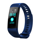 Smart Watch Date Heart Rate Monitor Pedometer Fitness Calorie Wristband Bracelet