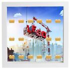 Lego Minifigures Display Case Picture Frame for Lego Movie mini figures