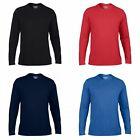 Gildan Adult Unisex Sports Performance Long Sleeve T-Shirt