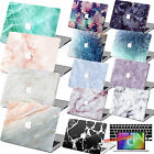 "Marble Jade Rubberized Paint Hard Case Cover for Macbook Air 11"" 12"" Pro 13""15"