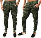 New Mens Designer AD Skinny Slim Joogers Jogging Pants Tracksuit Bottoms Sweat
