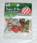 Dress It Up Holiday Embellishments-Christmas Cookies 787117507737