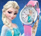 NEW Disney Frozen Wrist Watch Girls Elsa Anna Children Kids Gift Party,Christmas