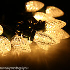 6M/20FT 30LED Connectable Diamond Strawberry Christmas Party Fairy String Light