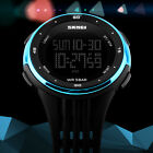 Fashion SKMEI Wrist Watch Sport Quartz Mens Analog Digital Waterproof Military