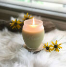 Hand Poured Soy Candle | HOME - A house is made of wood and stone, but only .. .
