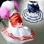 DOG DRESS JUMPER CLOTHES TOP TEACUP XS SMALL TOY CAT CHIHUAHUA PUPPY 19CM