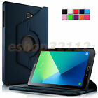 Rotating Case Cover For Samsung Galaxy Tab A 10.1-Inch with S Pen SM-P580 Tablet