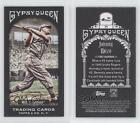 2011 Topps Gypsy Queen Mini Black Border 39 Johnny Mize St. Louis Cardinals Card