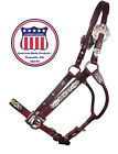 7423 Show Halter by Congress Leather