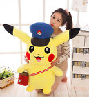 Pikachu Pokeman Children Birthday Valentine's day Gift Doll Toy High Quality