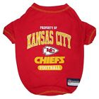 NFL Kansas City Chiefs Premium Dog Pet Tee Shirt (all sizes) $14.65 USD on eBay