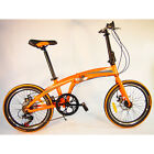 ORIGAMI ADULT GAZELLE FOLDING BIKE