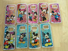 Mickey Mouse Sparkle Liquid Quicksand Case For Galaxy S7 Edge US Seller