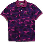 Japan Bape Shark Camo Men's Polo Shirt Short sleeve T-shirt Casual Costume