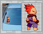 AKUMA Kid Vinyl Decal #1 from Puzzle Fighter PICK A SIZE! Car Laptop Sticker