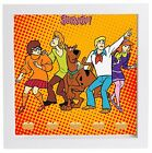 Display Case Picture Frame for Lego Scooby Doo minifigures figures