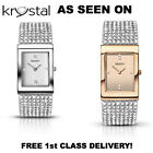 Seksy by Sekonda Krystal Ladies Swarovski Set Bracelet Watch As Seen On TV