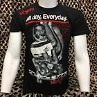 NEW Contract Killer No Love Paintball T-Shirt - Black/Red image