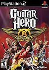 Guitar Hero Aerosmith (Sony Playstation 2, 2008) PS2 Brand New