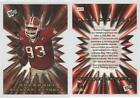 2001 Press Pass Breakout #B33 Richard Seymour Georgia Bulldogs Football Card