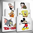 Choose your Classic CARTOON Characters - CANVAS Wall Art Picture Prints