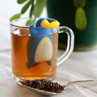 Funny Cartoon Platypus Silicone Diffuser Infuser Tea Leaf Strainer Herbal Filter