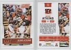 2016 Score Scorecard #72 Geno Atkins Cincinnati Bengals Football Card