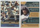 2001 Topps Reserve #12 Jay Buhner Seattle Mariners Baseball Card