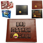 Awesome Wallets (Choose Your Style) Bad Mother Mega Man Bacon Mens Mofo Funny
