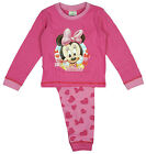 Girls Baby Toddler Disney Sweet Dreams Minnie Mouse Pyjamas 6 to 24 Months