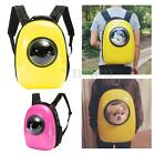 Astronaut Capsule Pet Backpack Transparent Breathable Dog Cat Carrier Bag US