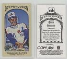 2011 Topps Gypsy Queen Mini #20.1 Andre Dawson Montreal Expos Baseball Card